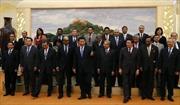 Các điều khoản thỏa thuận thành lập AIIB được thông qua