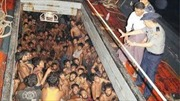Myanmar cứu hộ thuyền chở hơn 200 người di cư