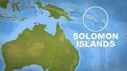 Động đất 6,9 độ Richter tại quần đảo Solomon
