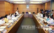 Quốc hội cho ý kiến dự thảo Luật tố tụng dân sự sửa đổi