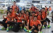 U23 Việt Nam sang Singapore dự SEA Games 28