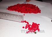 Bắt 2 đối tượng vận chuyển 6.000 viên ma túy tổng hợp