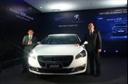 Ra mắt Peugeot 508  phiên bản mới