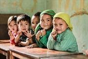 10.000 tấm ảnh chân dung trẻ em vùng cao