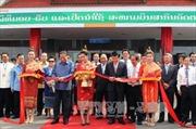Chủ tịch nước dự lễ khánh thành sân bay quốc tế Attapeu, Lào