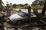Mỹ ban bố tình trạng thảm họa do bão lũ tại bang Texas