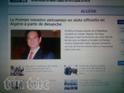 Tăng cường quan hệ kinh tế Việt Nam-Algeria