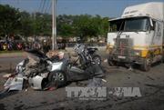 Khắc phục hậu quả vụ tai nạn thảm khốc tại TP.HCM