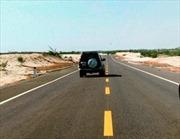 Quảng Bình: Đưa vào khai thác đường QL1 tránh lũ