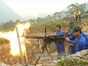 Lực lượng vũ trang Hà Giang sôi nổi mùa huấn luyện