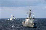 Hàn-Mỹ tập trận chống tàu ngầm quy mô lớn