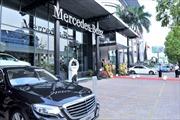 An Du ra mắt Mercedes-Benz Autohaus tại Hà Nội