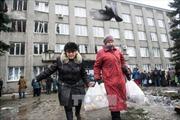 Khủng hoảng nhân đạo trầm trọng tại Ukraine