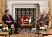 Thủ tướng Nguyễn Tấn Dũng hội đàm với Thủ tướng Algeria