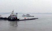 Hiện trường vụ chìm tàu chở 458 người ở Trung Quốc