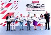 Trải nghiệm trực tiếp xe tải FUSO tại 8 tỉnh thành