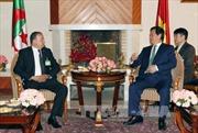 Thủ tướng Nguyễn Tấn Dũng tiếp Nhóm Nghị sỹ hữu nghị Algeria – Việt Nam