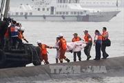 Trung Quốc: Số nạn nhân thiệt mạng trong vụ chìm tàu tăng