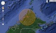 Động đất mạnh 6 độ richter tại Malaysia