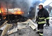 Quân đội Ukraine thừa nhận vi phạm Thỏa thuận Minsk
