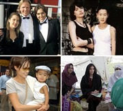 Angelina Jolie: Từ kiều nữ nổi loạn tới đại sứ thiện chí