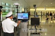 Kiểm tra phòng chống dịch MERS ở sân bay Tân Sơn Nhất