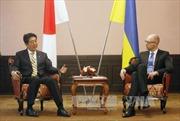 Nhật Bản cam kết hỗ trợ Ukraine ổn định đất nước