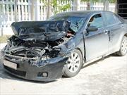 Truy tìm tài xế xe Camry gây tai nạn liên hoàn