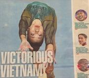 Sau Ánh Viên, Hà Thanh lên trang bìa tờ báo nổi tiếng Singapore