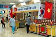 Hàng Việt Nam có thêm cơ hội thâm nhập thị trường Hàn Quốc