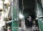 Cháy nhà trong ngõ Hà Nội, 5 người tử vong