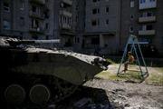 Trẻ em Đông Ukraine bị ảnh hưởng nghiêm trọng do xung đột