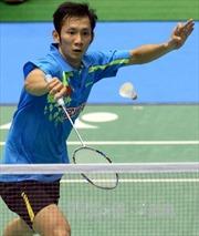 SEA Games 28: Tiến Minh bất ngờ bị loại bởi tay vợt 17 tuổi