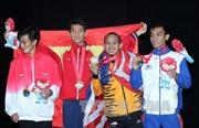 Việt Nam đứng thứ 3 Bảng tổng sắp huy chương