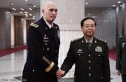 Mỹ, Trung Quốc thiết lập cơ chế đối thoại quân sự