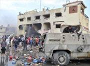 Ai Cập ngăn chặn một vụ tấn công khủng bố lớn