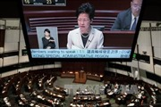 Hong Kong phủ quyết đề xuất cải cách bầu cử