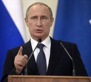 Tổng thống Putin: Kinh tế Nga vẫn ổn bất chấp trừng phạt