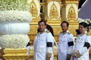 CPP bác tin ông Hun Sen từ chức thủ tướng