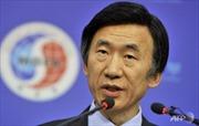 Ngoại trưởng Hàn Quốc thăm Nhật Bản
