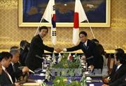 Hàn Quốc, Nhật Bản xúc tiến hội nghị thượng đỉnh song phương