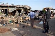 Đánh bom liều chết ở Nigeria, ít nhất 30 người chết