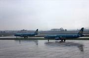 Vietnam Airlines điều chỉnh lịch bay do bão số 1