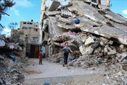 Palestine kiện Israel lên ICC