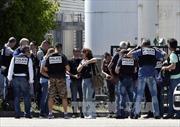 Tổng thống Pháp lên án vụ tấn công khủng bố tại nhà máy khí đốt