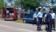 Pháp bắt nghi phạm tấn công khủng bố nhà máy khí đốt