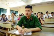 Hôm nay, bắt đầu kỳ thi THPT Quốc gia
