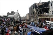 Indonesia: Số người chết do tai nạn máy bay tăng lên 141