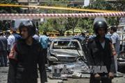 IS thừa nhận đứng sau loạt vụ tấn công ở Sinai