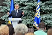 Tổng thống Ukraine công bố dự thảo hiến pháp mới